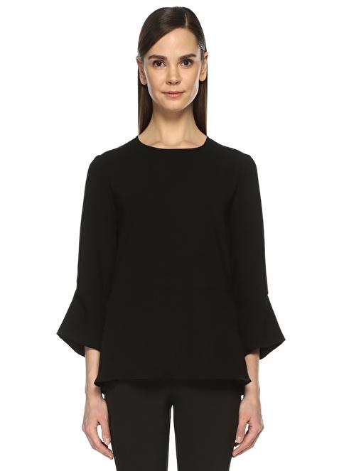 Beymen Collection İspanyol Kol Bluz Siyah